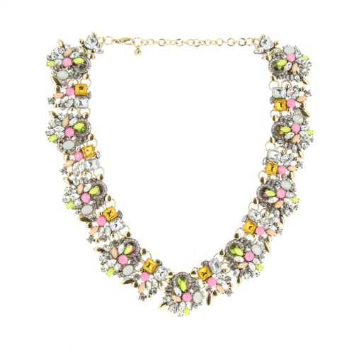 Lena fashion necklace