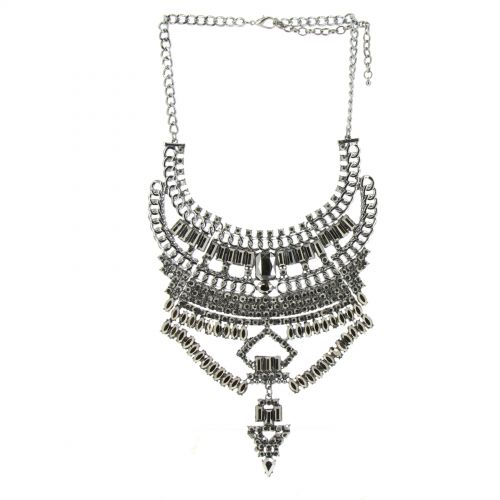 PAULA plastron necklace