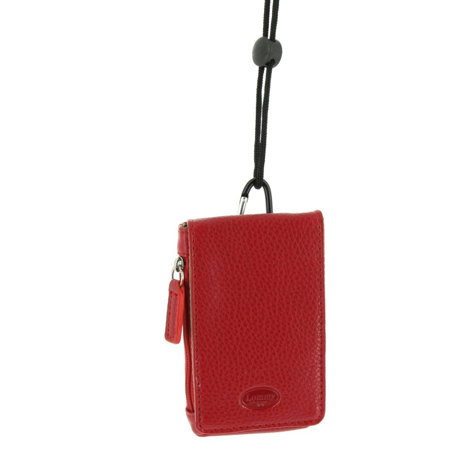 Genuine leather smartphone cover Wally