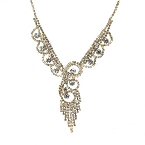 Parrure Necklace and Earrings Andeol