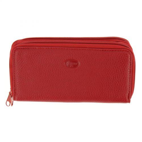 GEFFREY leather wallet