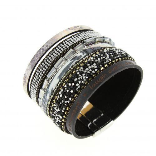 ABISHA Cuff bracelet