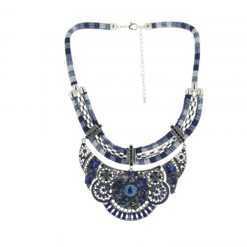 Sofia metal necklace