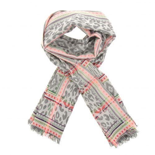 Grande sciarpa scialle moda donna, CALISTU