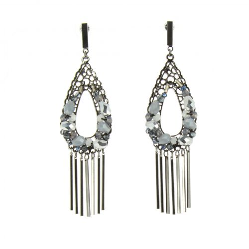 Aomila pearls earrings