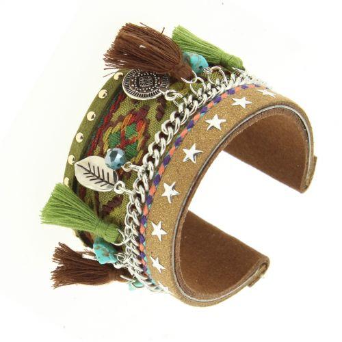 Zelie Cuff bracelet