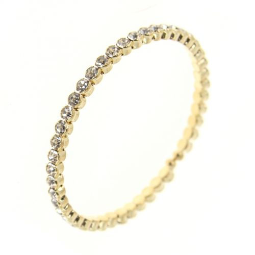 Lynette strass wrap bracelet