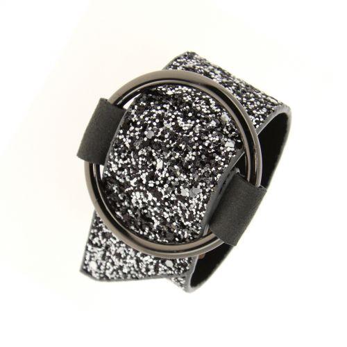 Dymphna cuff bracelet