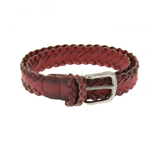 Woman braided belt, Herniana