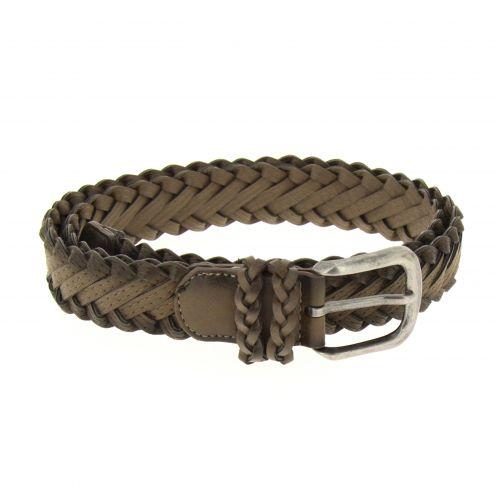 Woman braided belt, Herniana