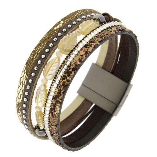 Bracelet manchette Desne