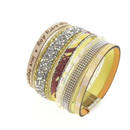 Bracelet cuff ABISHA