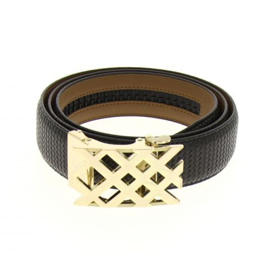 Leather Automatic Buckle Belt NOA