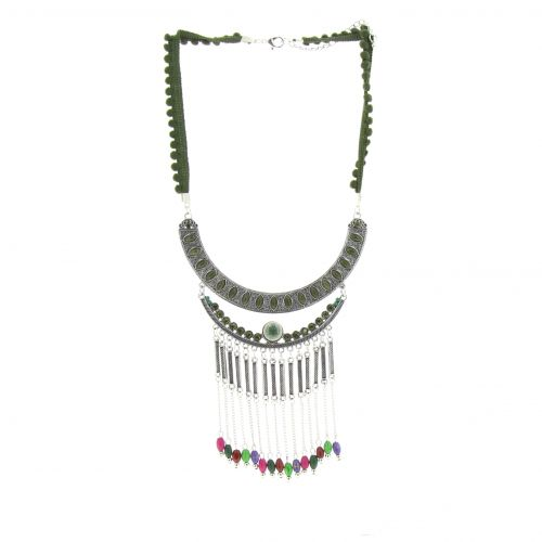 WILMA plastron necklace