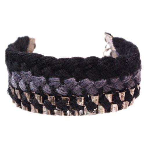 Braided cotton bracelet MARIA