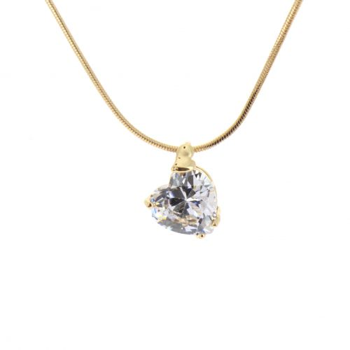 JOSETTE Crystal pendant necklace