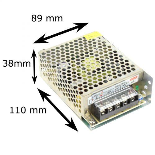 Trasformatore trasformatore LED Driver di alimentazione DC 12V AC 110V - 260V al convertitore 12V DC