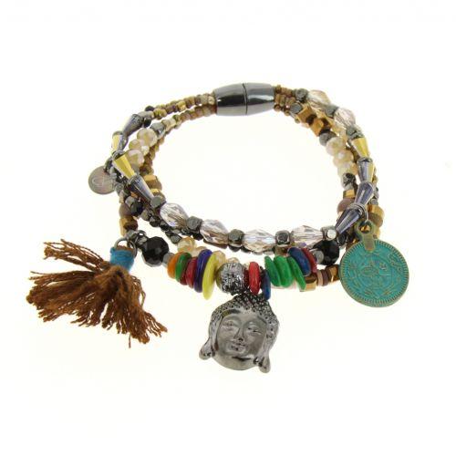 tratto braccialetto etnico Celynin