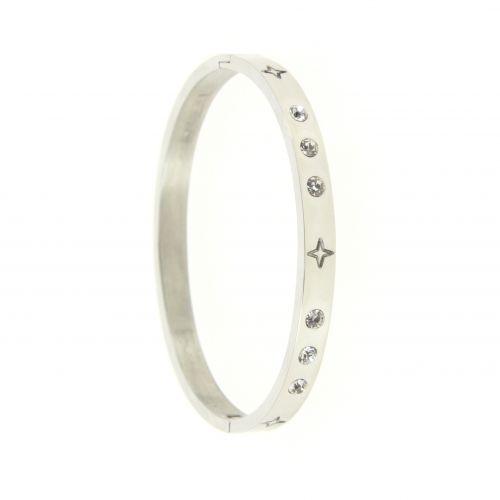 Stainless steel bracelet, KHOTINA