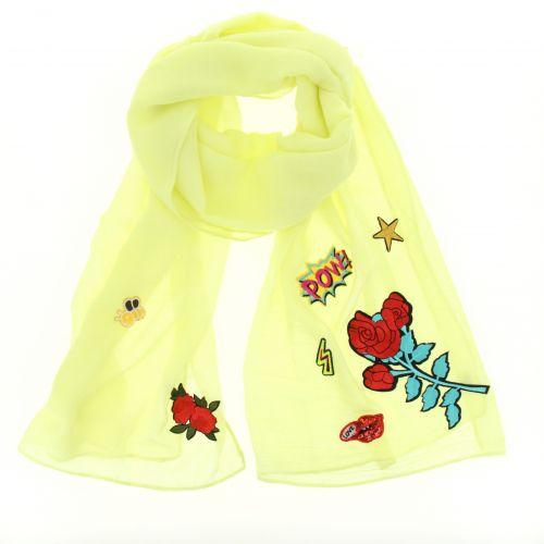 Grande sciarpa scialle moda donna, JADANA