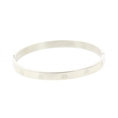 Stainless steel bracelet life tree, LABONI