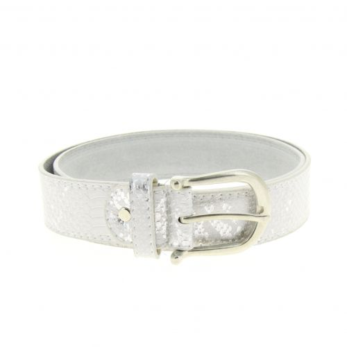 OONA, leather lined belt