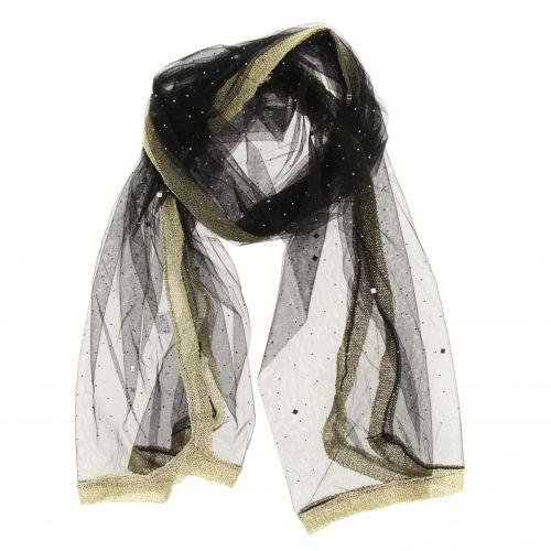 Grande sciarpa scialle moda donna, AYLINA
