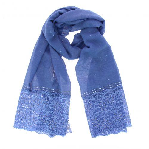 Grande sciarpa scialle moda donna, CHRISTY