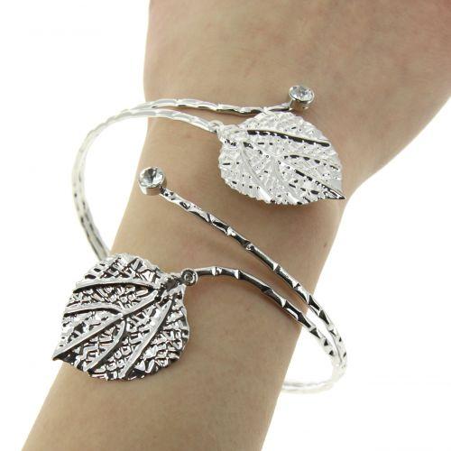 ALLYSON metal cuff bracelet
