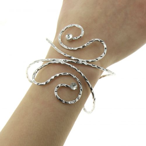 Bracelet cuff metal ISRAE