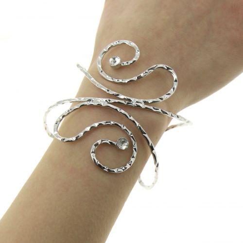 ISRAE metal cuff bracelet