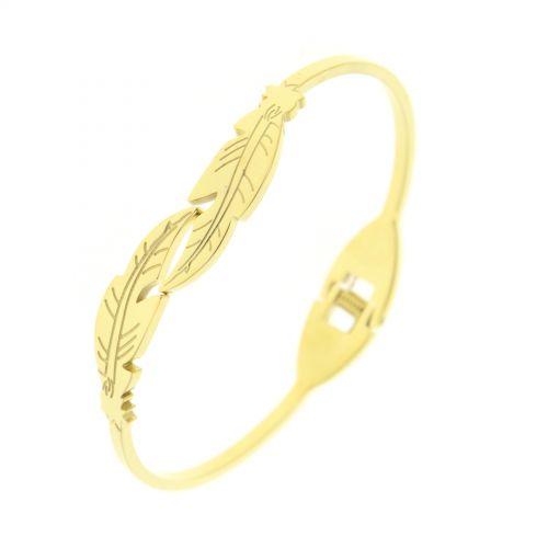 Bracelet, acier inoxydable ELORY