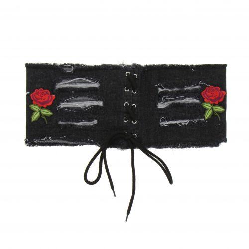 Ceinture corset similicuir RAISSA
