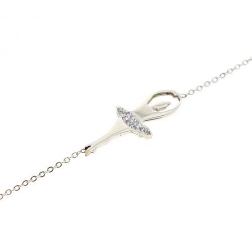 Dance stainless steel bracelet, SOLEA