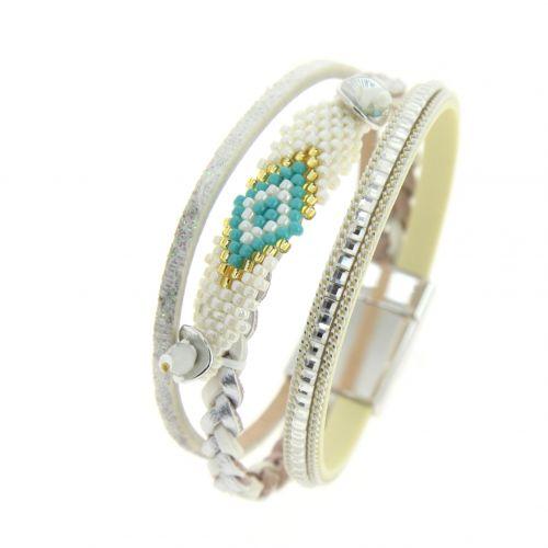 Fashion cuff bracelet, EMILINE