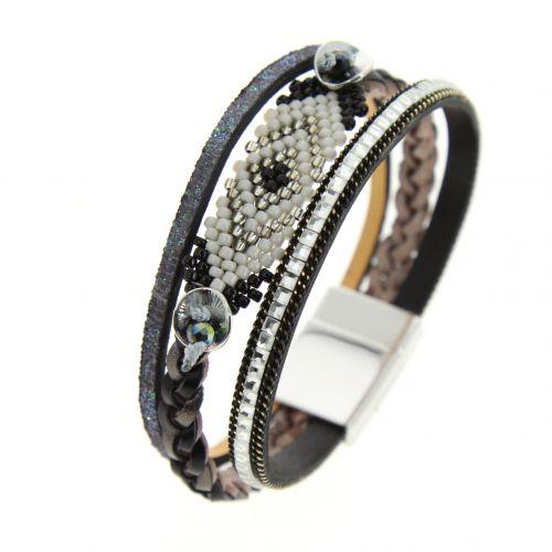 Bracelet cuff EMILINE