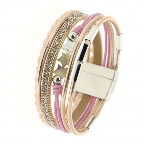 Fashion cuff bracelet, AMALYA