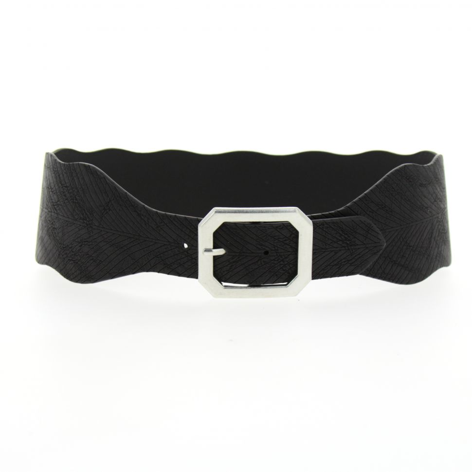 waistband faux leather belt, SOFIE
