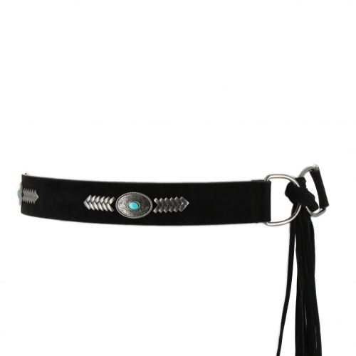 Belt with bow boho style, LINA