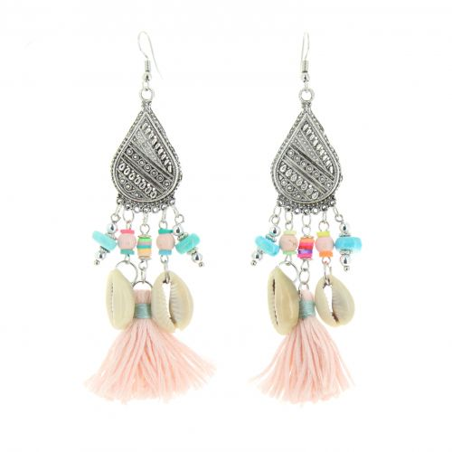 Tassel, drop, dangling woman Earring DARINE