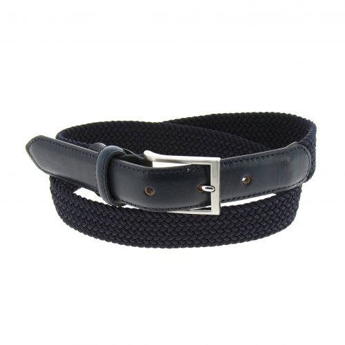 LOGAN leather belt