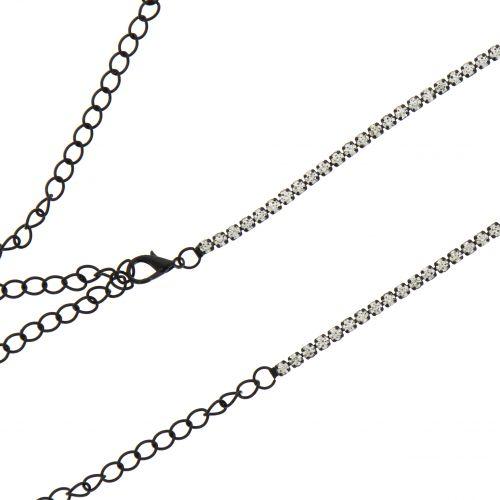 Ceinture chaîne, chaîne de corps strass ENEA