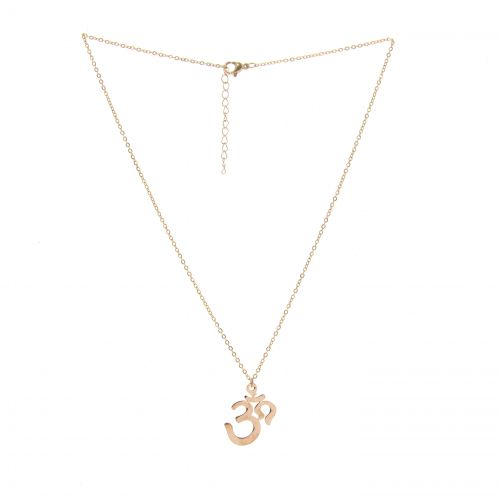ELLY cat long necklace