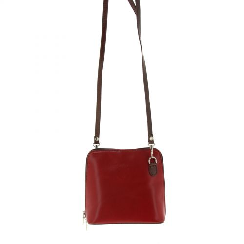 Petra leather bag