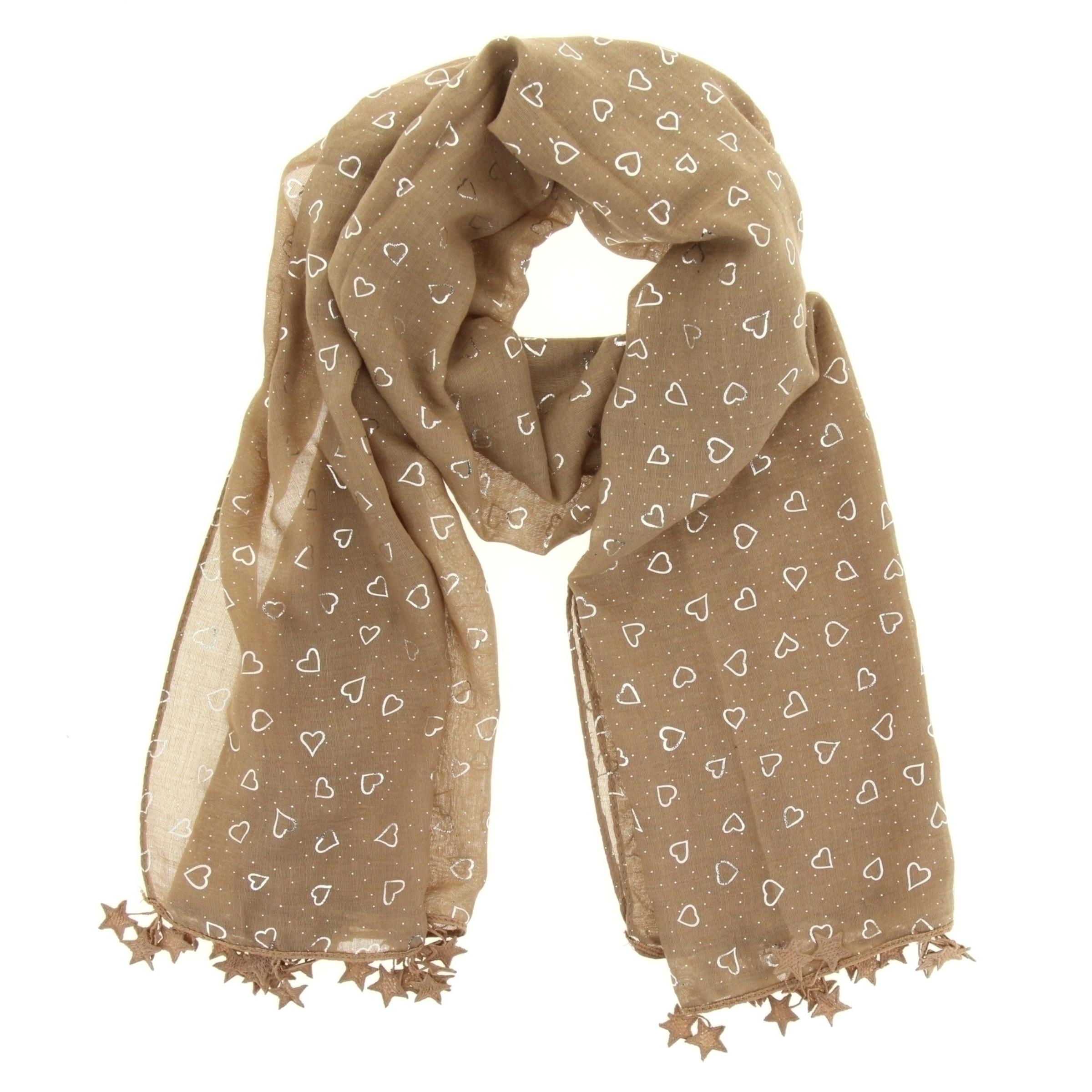 583ac528bb89 Echarpe oversize coton Valentine