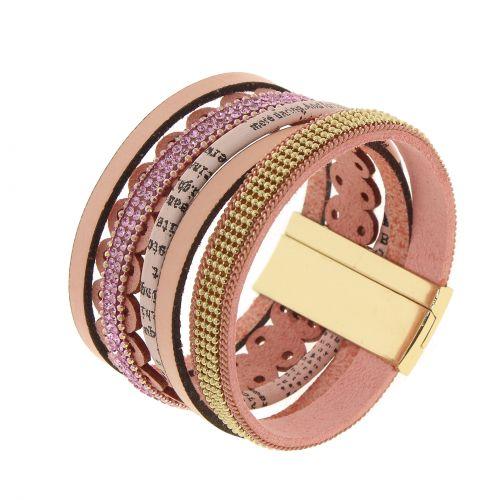 Bracelet manchette CAITLIN
