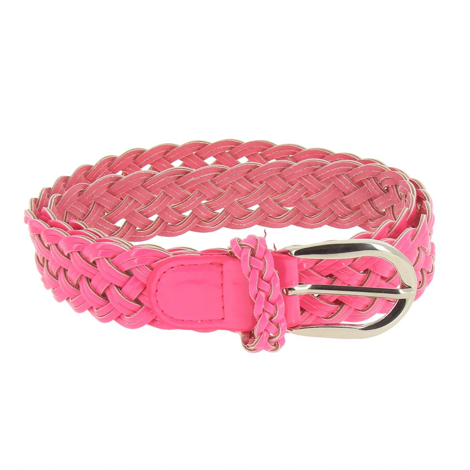 4 cm braided belt, ADRIJANA