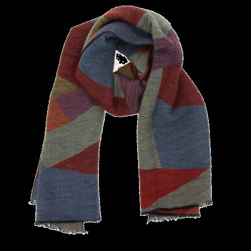 Grande sciarpa scialle moda donna, PAULINE