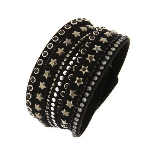 Bracelet à enrouler étoile TYRA