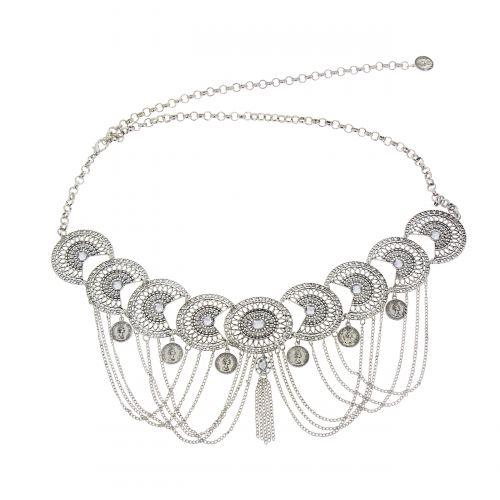 Ceinture chaîne pendantes à strass pour femme , ESTELA 4bff4e1271a